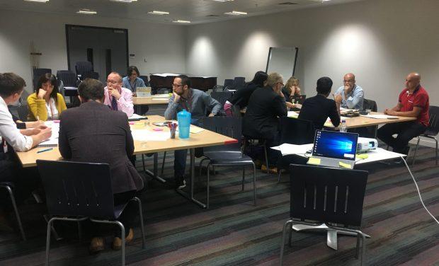 Participants at our consultation workshop