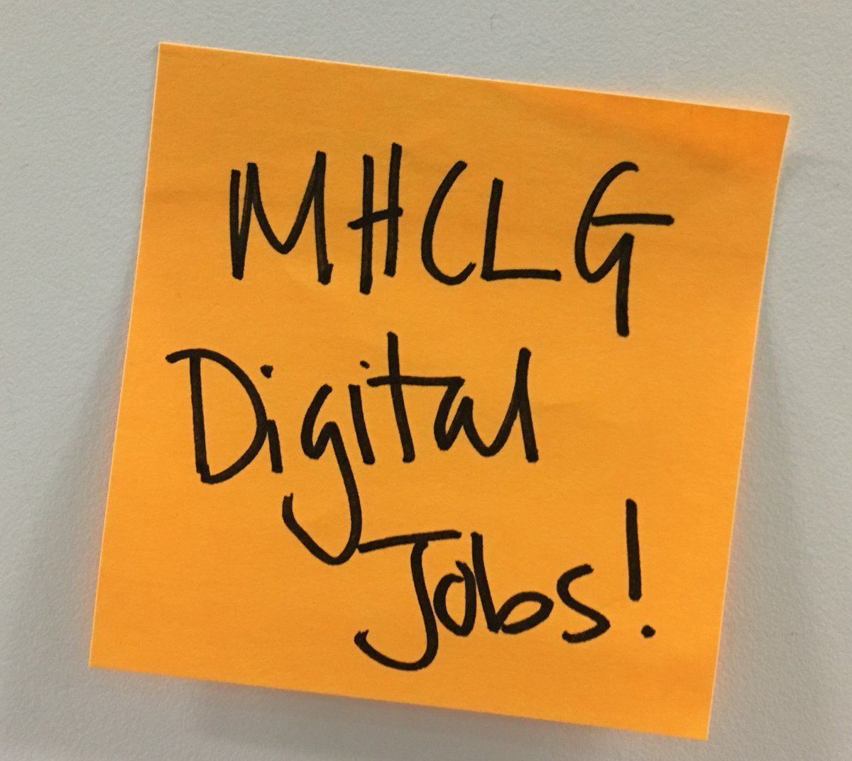 MHCLG looking for DDaT professionals for a new Birmingham HQ