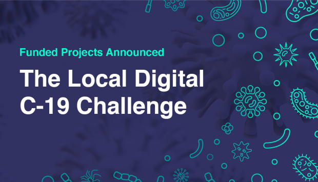We've funded 11 collaborative projects through the Local Digital COVID-19 Challenge